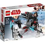 Cheap Lego Star Wars Lego Star Wars First Order Specialists Battle Pack 75197