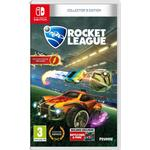 Futuristic Nintendo Switch Games Rocket League - Collectors Edition
