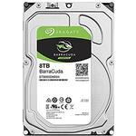 Hard Drives Seagate Barracuda ST8000DM004 8TB