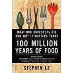 Million 100 Books 100 Million Years of Food