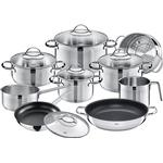 Cookware price comparison Silit Achat Set with lid 10 parts