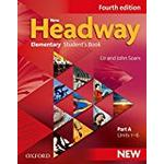 Headway english course Books New Headway: Elementary A1 - A2: Student's Book A: The world's most trusted English course
