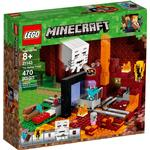 Lego Minecraft Lego Minecraft The Nether Portal 21143
