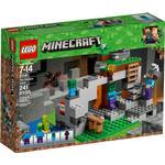 Lego Minecraft Lego Minecraft price comparison Lego Minecraft The Zombie Cave 21141