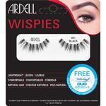 False Eyelashes Ardell False Eyelashes Wispies Clusters #601 Black