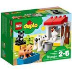 Cheap Lego Duplo Lego Duplo Farm Animals 10870