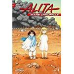 Alita battle angel Books Battle Angel Alita Mars Chronicle 1 ;