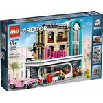 Plasti Toys Lego Creator Downtown Diner 10260
