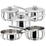 Lids for Cookware price comparison Stellar 1000 Set with lid 5 parts