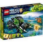 Lego Nexo Knights price comparison Lego Nexo Knights Twinfector 72002