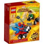 Marvel - Lego Super Heroes Lego Super Heroes Mighty Micros Scarlet Spider vs Sandman 76089