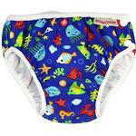 Baby - Swimwear Children's Clothing Imsevimse Swim Diaper - Blue Sea Life