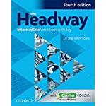 Headway english course Books New Headway: Intermediate B1: Workbook + iChecker with Key: The world's most trusted English course