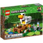 Lego Minecraft Lego Minecraft The Chicken Coop 21140