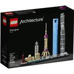 Lego Architecture Lego Architecture Shanghai 21039