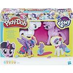My little Pony Toys price comparison Play-Doh My Little Pony Princess Twilight Sparkle & Rarity Fashion Fun B9717