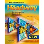 Headway english course Books New Headway: Pre-Intermediate Third Edition: Student's Book: Six-level general English course for adults: Student's Book Pre-intermediate lev (Headway ELT)