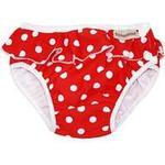 Print - Swim Diapers Children's Clothing Imsevimse Swim Diaper - Red Dot
