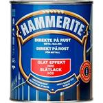 Metal Paint price comparison Hammerite Direct to Rust Smooth Effect Metal Paint Red 0.75L