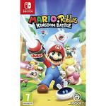 Turn-Based Tactics (TBT) Nintendo Switch Games Mario + Rabbids: Kingdom Battle