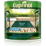 Cuprinol Anti Slip Decking Woodstain Green 2.5L