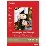 Photo Paper Canon PP-201 Plus Glossy II 260g A4 20