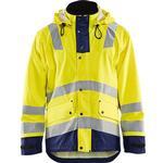 Breathable - Rain Jacket Blåkläder 43022003 Rain Jacket