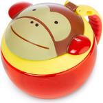Skip Hop Zoo Snack Cup Marshall Monkey