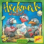 Childrens Board Games - Animals Heckmeck Junior