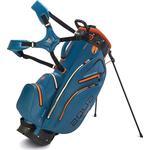 Golf Bags - Silver Big Max Aqua Hybrid Stand Bag