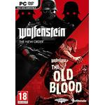 Compilation PC Games Wolfenstein: The Two Pack
