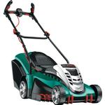 Lawn Mowers price comparison Bosch Rotak 43 Li Battery Powered Mower