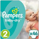 Pampers Baby Dry Size 2 Mini