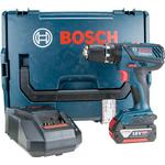 Hammer drill Bosch GSB 18-2-LI Plus Professional (2x2.0Ah)