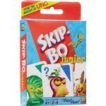 Childrens Board Games Mattel Skip Bo Junior