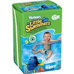 Blue - Swim Diapers Children's Clothing Huggies Little Swimmer Size 3-4 - Dory
