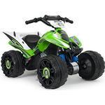 Plasti - ATV Injusa Quad Kawasaki ATV 12V