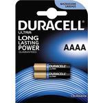 AAAA (LR61) Batteries & Chargers Duracell Ultra AAAA 2-pack