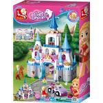 Blocks - Plasti Sluban Play Palace M38-B0610