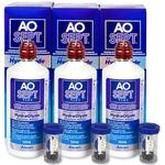 Lens Solutions Alcon AO Sept Plus 360ml 3-pack