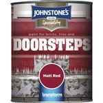 Concrete Paint price comparison Johnstones Speciality Doorsteps Concrete Paint Red 0.75L