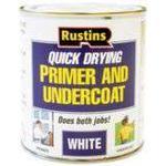 Wood Paint price comparison Rustins Quick Dry Primer & Undercoat Wood Paint White 0.5L