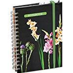 Botanical Style Mini Notebook (Notebooks)