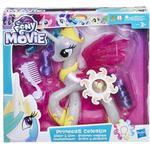My little Pony Toys Hasbro My Little Pony the Movie Glitter & Glow Princess Celestia E0190