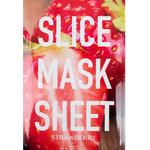 Sheet Mask - Scars Kocostar Slice Mask Sheet Strawberry 2-pack