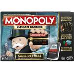 Family Board Games - Roll-and-Move Hasbro Monopoly: Ultimate Banking