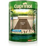 Cuprinol Anti Slip Decking Woodstain Beige 5L