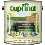 Cuprinol Garden Shades Wood Paint Brown 2.5L