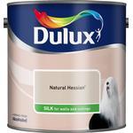 Paint on sale Dulux Silk Wall Paint, Ceiling Paint Grey 2.5L