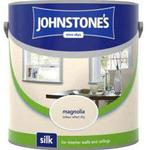 Ceiling Paint price comparison Johnstones Silk Wall Paint, Ceiling Paint Beige 2.5L
